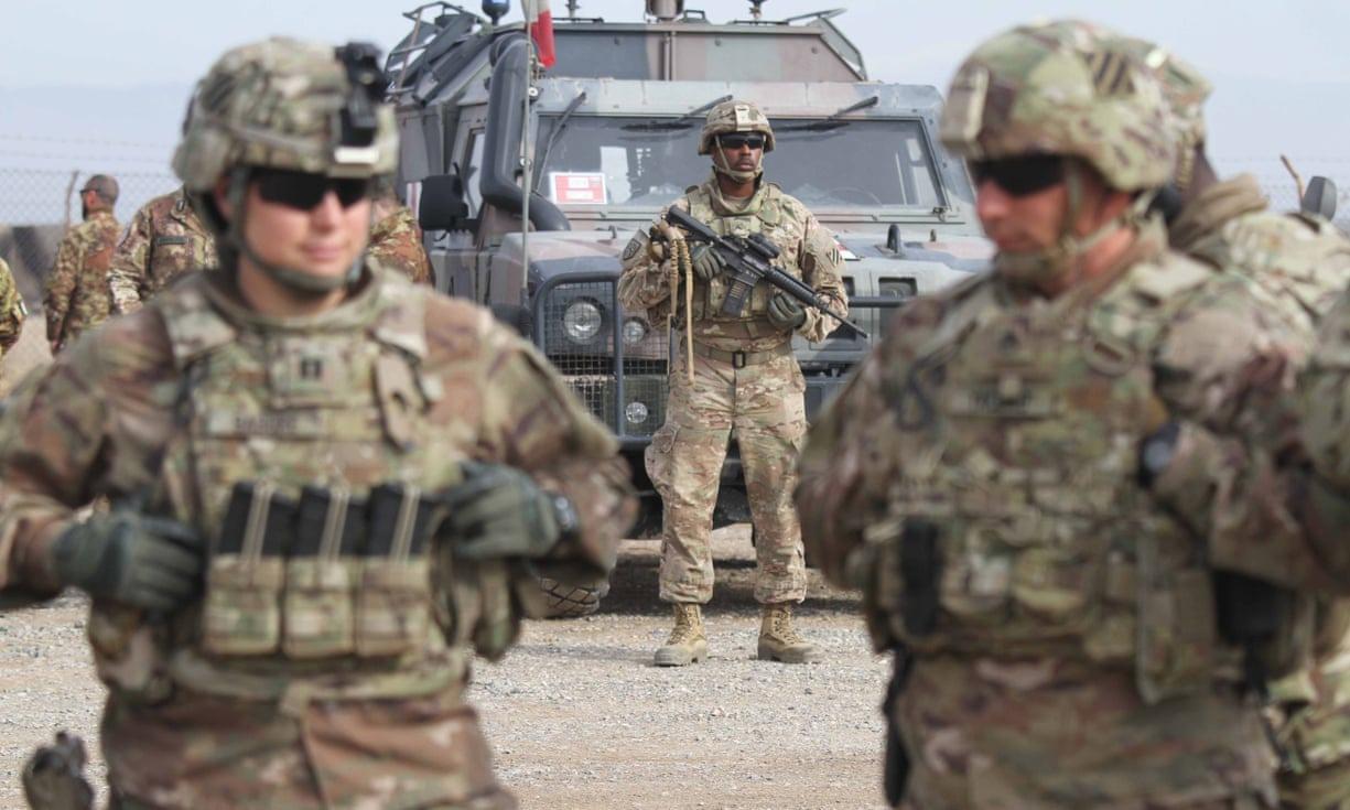 美國兩大黨政治人物以女權為由,質疑拜登決定美軍撤出阿富汗。(圖片來源:衛報)